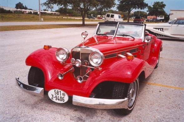 1934 mercedes 500k special roadster replica built in 1992 for 1934 mercedes benz 500k heritage replica