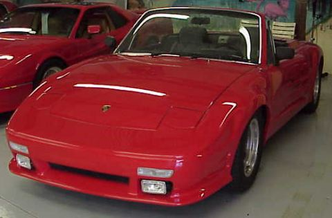 1998 Porsche Custom On 914
