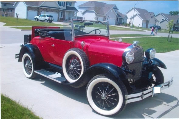 1929 Ford Model A-Shay replica Super Deluxe model. not your average Shay. this car is like new the nicest we have had in 15 years 4 speed rear antique ... & 1929 Ford Model A-Shay replica Super Deluxe model. not your ... markmcfarlin.com