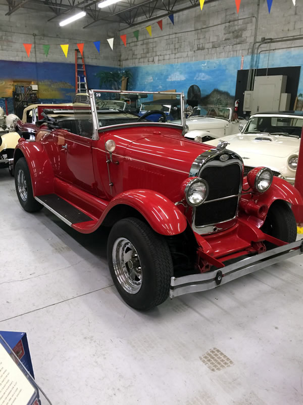 1929 Ford Model A \