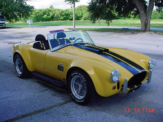 1965 Cobra 427 Sc Replica From Antique Collectibles In Ny