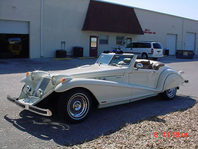 1994 Baci Roadster Super Rare 9 Of Only 14 Ever