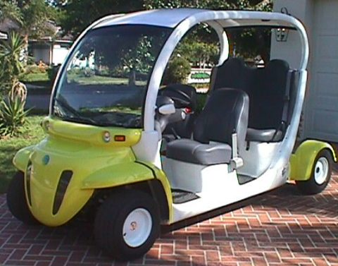 Gem Golf Cart >> 1999 Gem 4 Seater Golf Cart